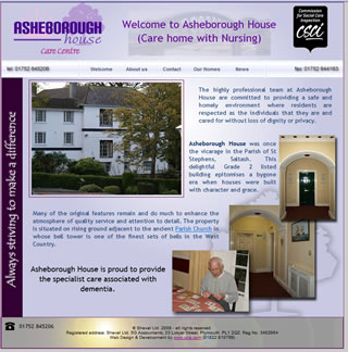 Asheborough House