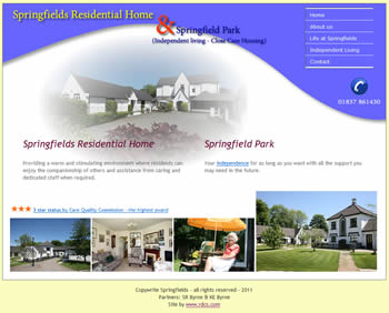 Springfields Residential Home and Close Care Housing